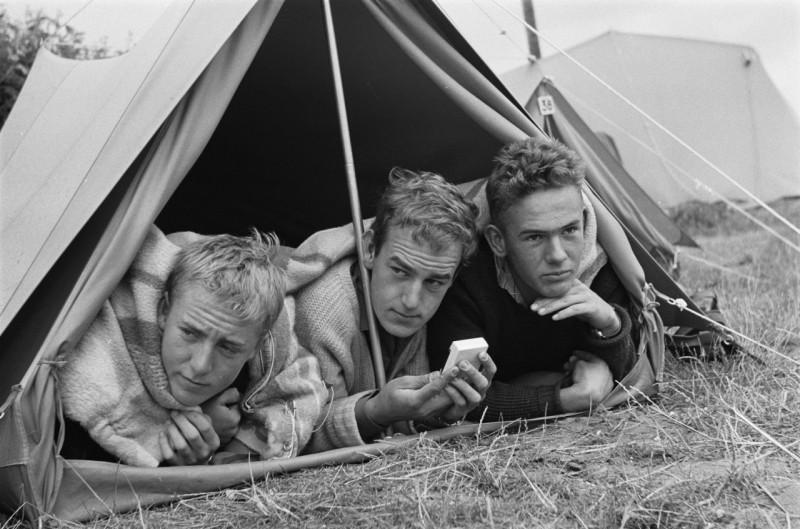ロースタイルキャンプのイメージ