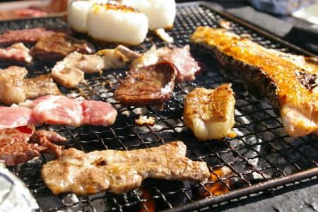 焼肉BBQのイメージ