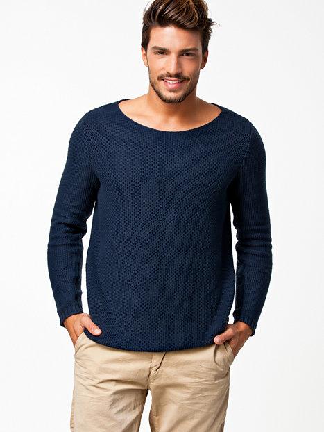ボーダーネックtシャツ