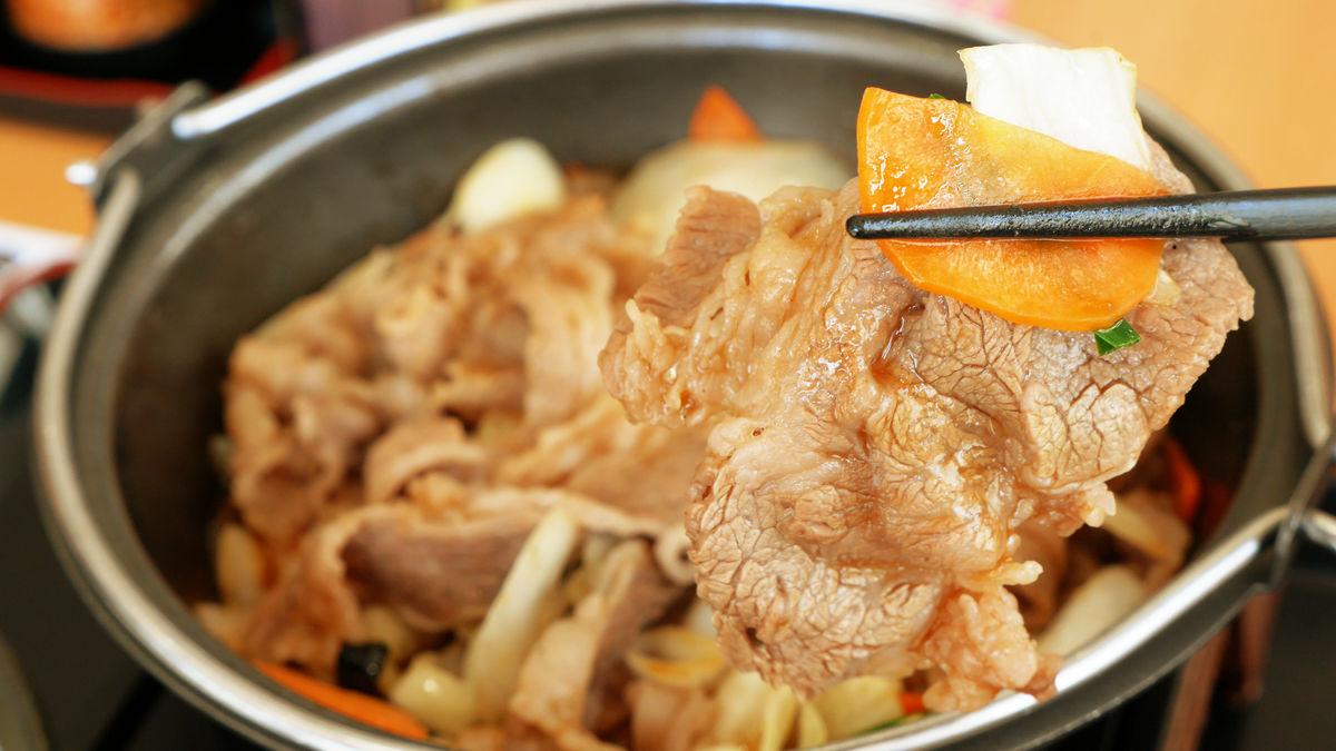 吉野家の熟成肉