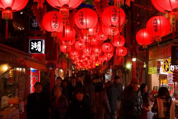 長崎ランタンフェスティバルのイメージ