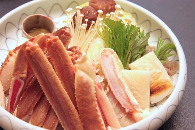 蟹料理のイメージ