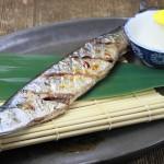 秋刀魚の焼き方、選び方