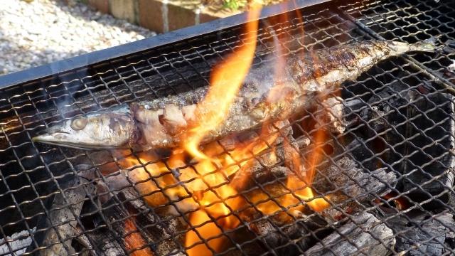 美味しい秋刀魚の塩焼きを作るには