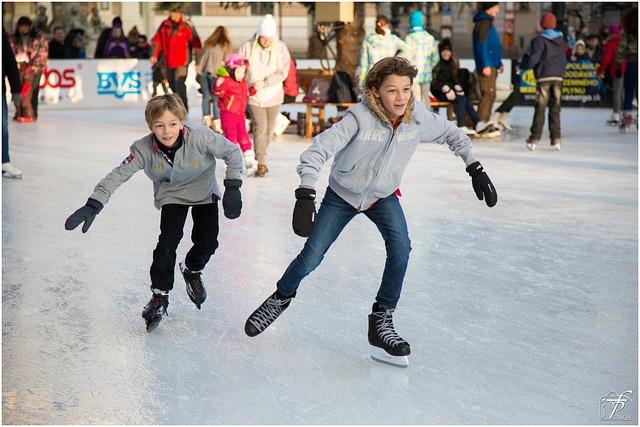 スケートのイメージ
