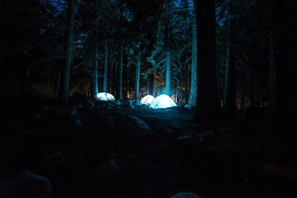 秋キャンプのイメージ
