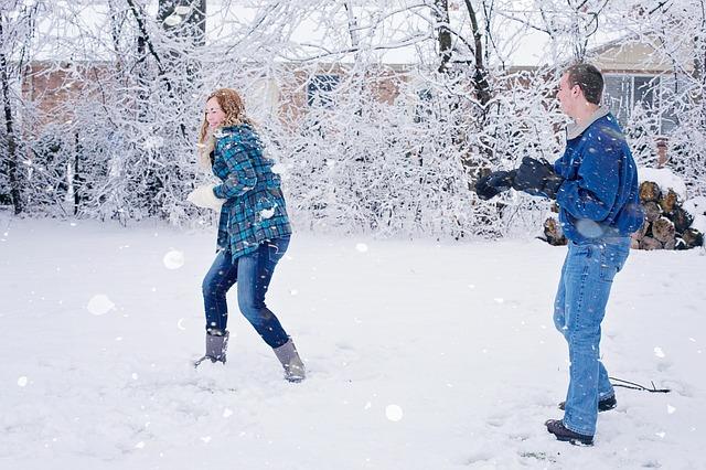 雪合戦のイメージ