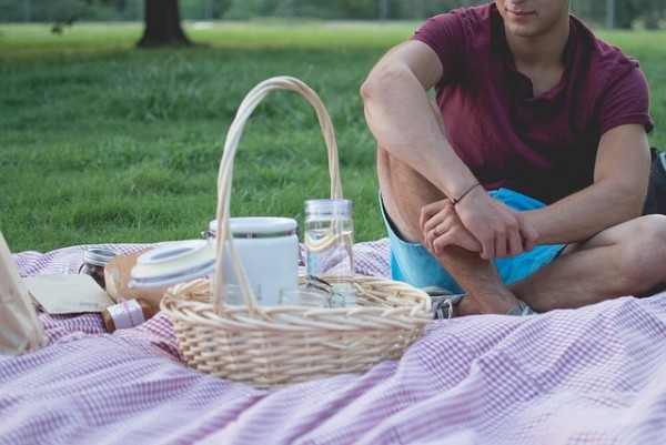 ピクニックのイメージ